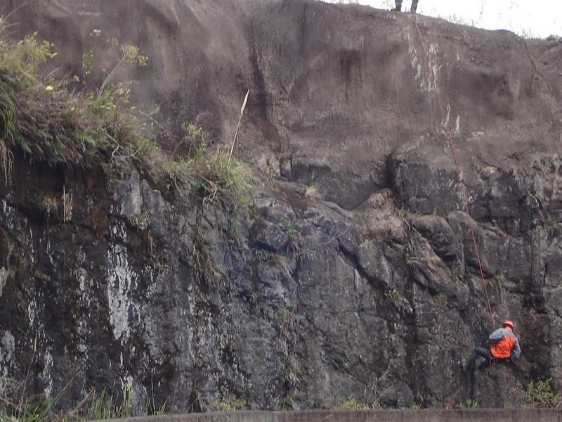 Empresa especializada em alpinismo industrial