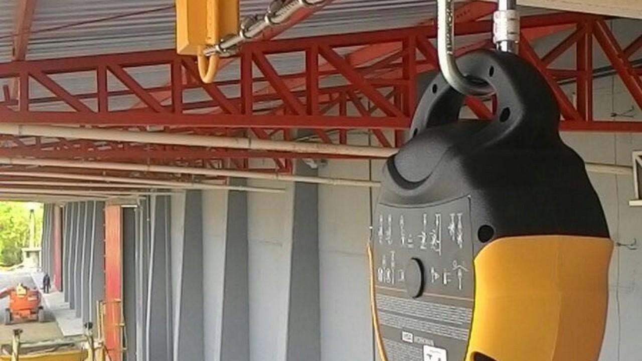 Sistema de proteção para trabalho em altura