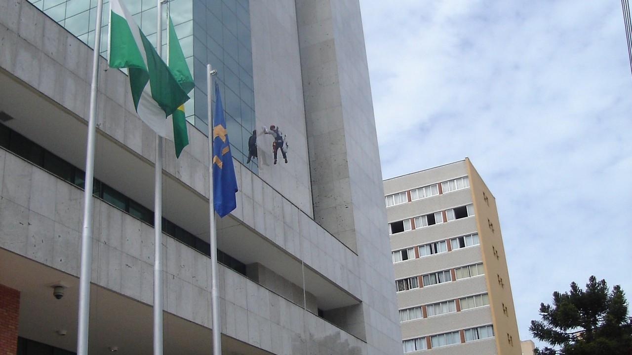 Trabalho em altura Curitiba